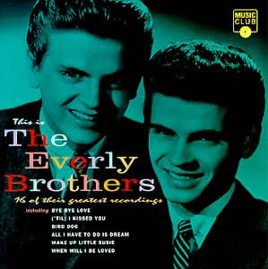 This Is the Everly Brothers:16 Great