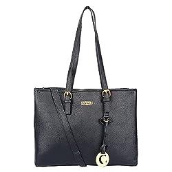 Cathy London Women's Handbag (Black, Cathy-231)