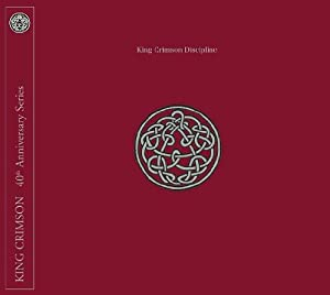 Discipline - Fortieth Anniversary Edition