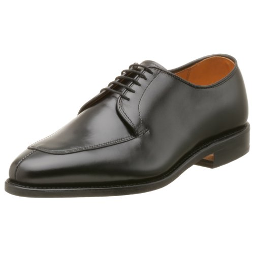 Allen Edmonds Men's Delray Moc Toe Oxford,Black,10 E
