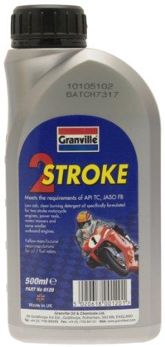 Granville 0120A Two Stroke Engine Oil 500 ml
