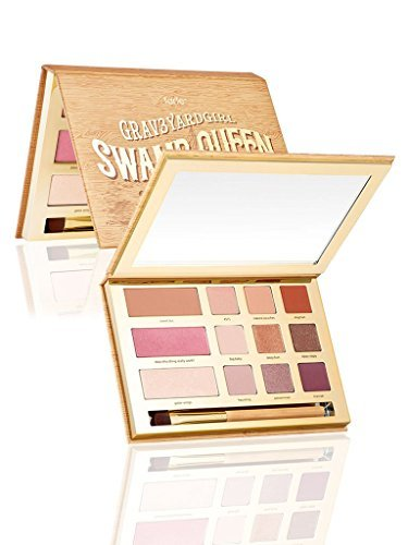 Tarte Swamp Queen Eye & Cheek Palette with Brush