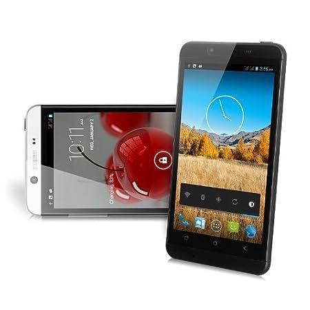 "CUBOT ONE Noir Smartphone 4,7"" IPS écran 1280 x 720 Android 4.2 Quad Core RAM 1 GB & ROM 8GB Dual Camera, Dual Carte GPS WIFI Bluetooth"