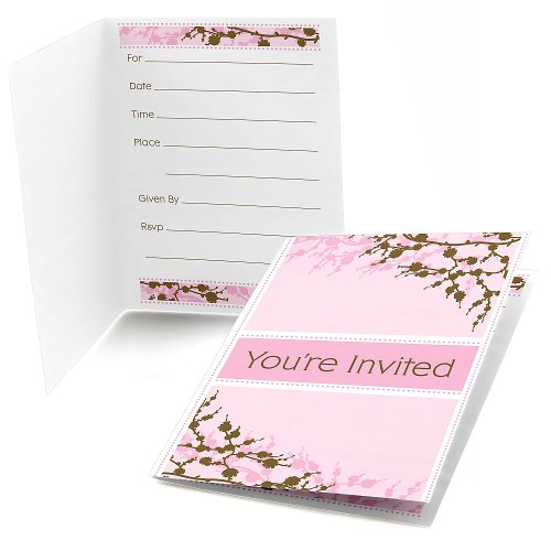 Fill In Baby Shower Invitations front-1039979