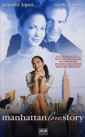 Manhattan Love Story [VHS]