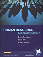 Human Resource Management by Torrington