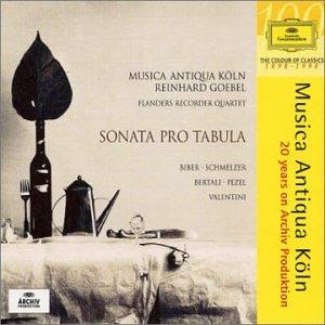 Pro Tabula / Reinhard Goebel, Musica Antiqua Köln - Amazon.com Music