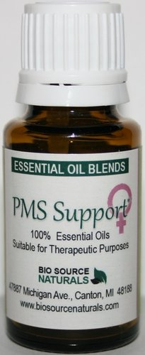PMS Support Essential Oil Blend Aromatherapy -