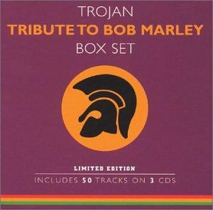 Trojan Tribute To Bob Marley Box Set