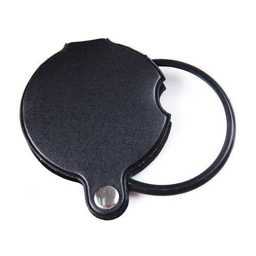 5X 60Mm Magnifier Pocket Folding Magnifying Glass Loupe Pocket Spiegel