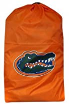 NCAA Florida Gators Laundry Team Logo Design Bag, Orange