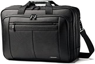 Samsonite Classic Three Gusset Lg Toploader, Black