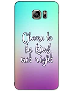 WEB9T9 Samsung Galaxy Note 6 back cover Designer High Quality Premium Matte Finish 3...