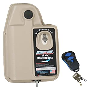 Extreme max 12 volt key turn for Boat lift motors 12 volt