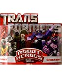 Grimlock & Shockwave - Transformers Robot Heroes