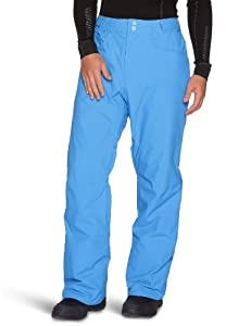 Quiksilver Men's STATE INS PNT-State INS Snow Pants - Blue, Medium