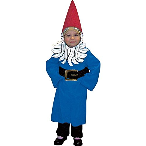 Toddler Travelocity Gnome Costume (Size:2-4T)