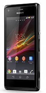 Sony Xperia M C2004 - Dual SIM - Unlocked -  US Warranty - (Black)