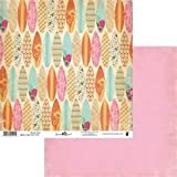 Fancy Pants Summer Soul Beach Towel Paper