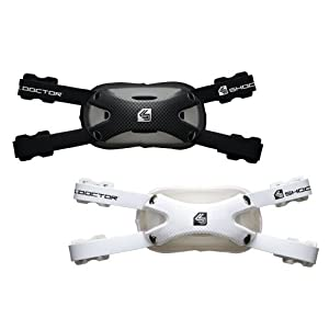 Buy Unassigned Shock Doctor Ultra Carbon Chin Strap Adult (Color: Black - Size: SML MED) by UnAssigned