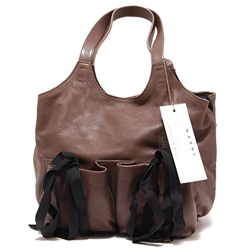 5396P Borsa donna marrone MARNI accessori bag women [Taglia Unica]