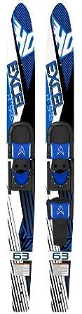 2013 HO Excel Combo 67' water skis w/ Horseshoe & RTS Bar