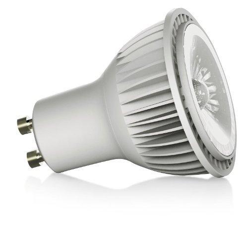 Sunsun Lighting Si-Xmr16Gu10D07-30Sv/25D Mr 16 Gu10 Base Led Dimmable Spot Light, Soft White