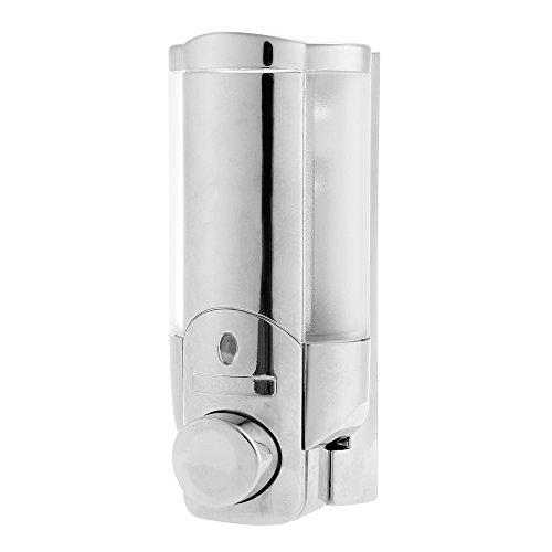 Dosatore Distributore Dispenser Sapone Liquido in ABS a Parete 210ML