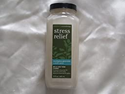 Bath and Body Works Eucalyptus Spearmint Stress Relief Luxury Bath 15 fl oz