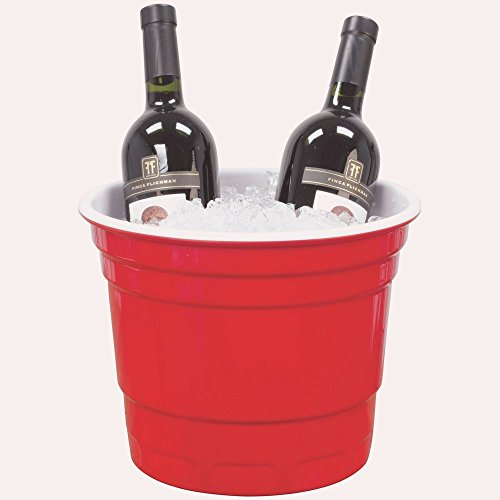 Carson Home Accents Original RedNek Party Ice Bucket