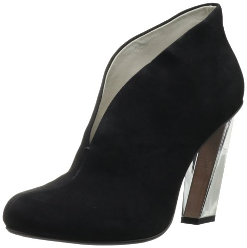 United Nude Women's Glare Bootie,Black,39 EU/9 M US