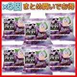 オリヒロ ぷるんと蒟蒻ゼリー グレープ (20g×6個)×6袋 ランキングお取り寄せ