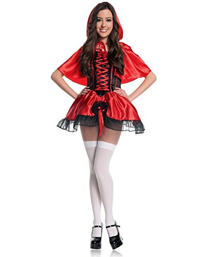 Mystery House Teen Red Riding Hood Costume