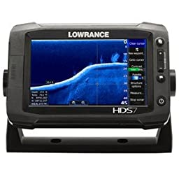 Lowrance HDS-7 Gen2 Touch Insight - No Transducer