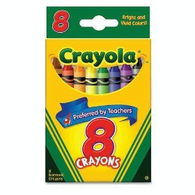 BIN523008 - Crayola Classic Color Pack Nontoxic Crayons - 1