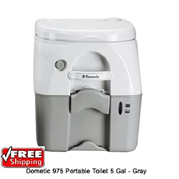 Dometic 975 Portable Toilets 5 Gallon at Amazon.com
