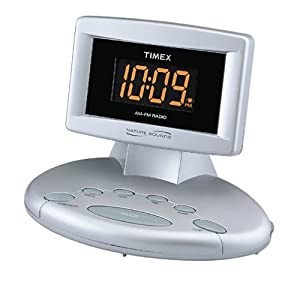 timex t238s nature sounds alarm clock radio discontinued by manu. Black Bedroom Furniture Sets. Home Design Ideas