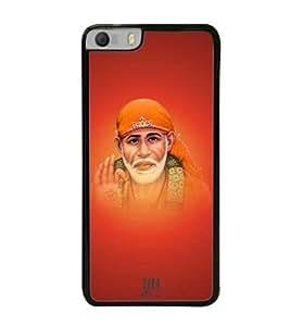 YuBingo Jai Sai Baba Designer Mobile Case Back Cover for Micromax Knight 2