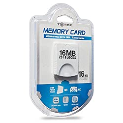 Tomee 16 Mb Memory Card For Wii Gc
