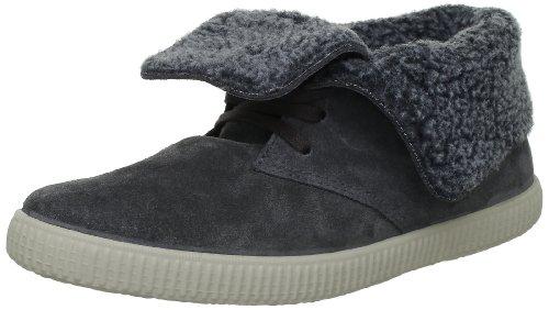 Victoria  Safari Serraje Alta,  Sneaker unisex adulto, Grigio (Gris (Pizarra)), 46