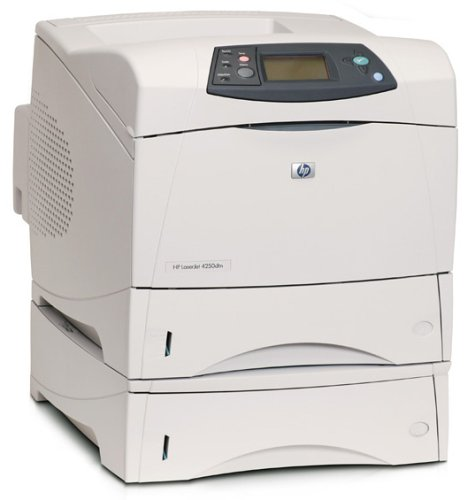 Hp Laserjet 4250Dtn Printer With Extra 500-Sheet Tray And Auto Duplexing (Government Edition, Q5403A201)