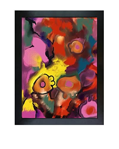 Jeffrey F. Pierson As They Linger Framed Print on Canvas