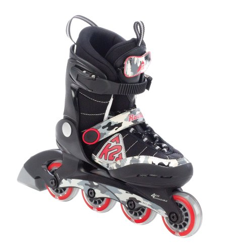 Big Save! K2 Raider Boy's Junior Skates (Medium 3-6)