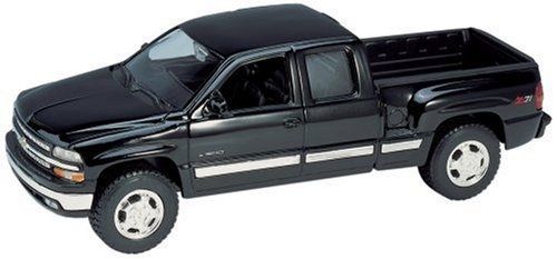 welly-voiture-miniature-1999-chevrolet-silverado
