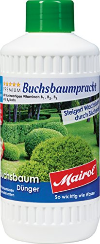 Mairol Buchsbaum-Dünger Buchsbaumpracht Liquid 500 ml
