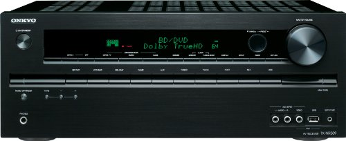 Review Of Onkyo TX-NR509 5.1 Channel Network A/V Receiver