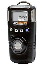BW Technologies GAXT-M2-DL-B GasAlert Extreme Carbon Monoxide (CO) (H2 Resistant) Single Gas Detector, 0-1000 ppm Measuring Range, Black