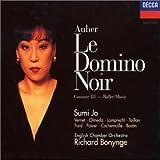 Cover of Auber - Le Domino Noir / Sumi Jo · Vernet · Ford · Power · Olmeda · Lamprecht · Bastin · Cachemaille · ECO · Bonynge