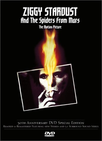 Ziggy Stardust: The Motion Picture Cover