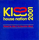 Various Artists Kiss House Nation 2001